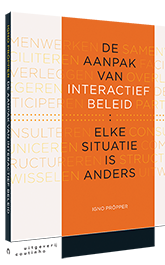 De aanpak van interactief beleid