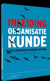 Omslag Inleiding organisatiekunde ISBN9789046905234