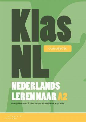 KlasNL - Nederlands leren naar A2 - cursusboek deel 2