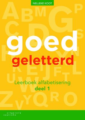 Goedgeletterd - leerboek alfabetisering - deel 1