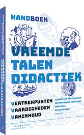 Omslag Handboek vreemdetalendidactiek ISBN 9789046907641