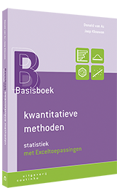 Basisboek kwantitatieve methoden