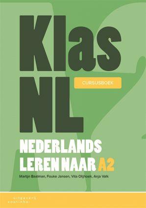 KlasNL - Nederlands leren naar A2 - cursusboek 2