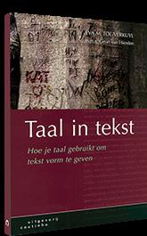 Taal in tekst