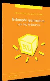 Beknopte grammatica van het Nederlands
