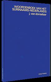 Woordenboek van het Surinaams-Nederlands
